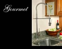 gourmet faucets